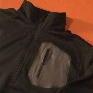 North Face Half Zip Pullover